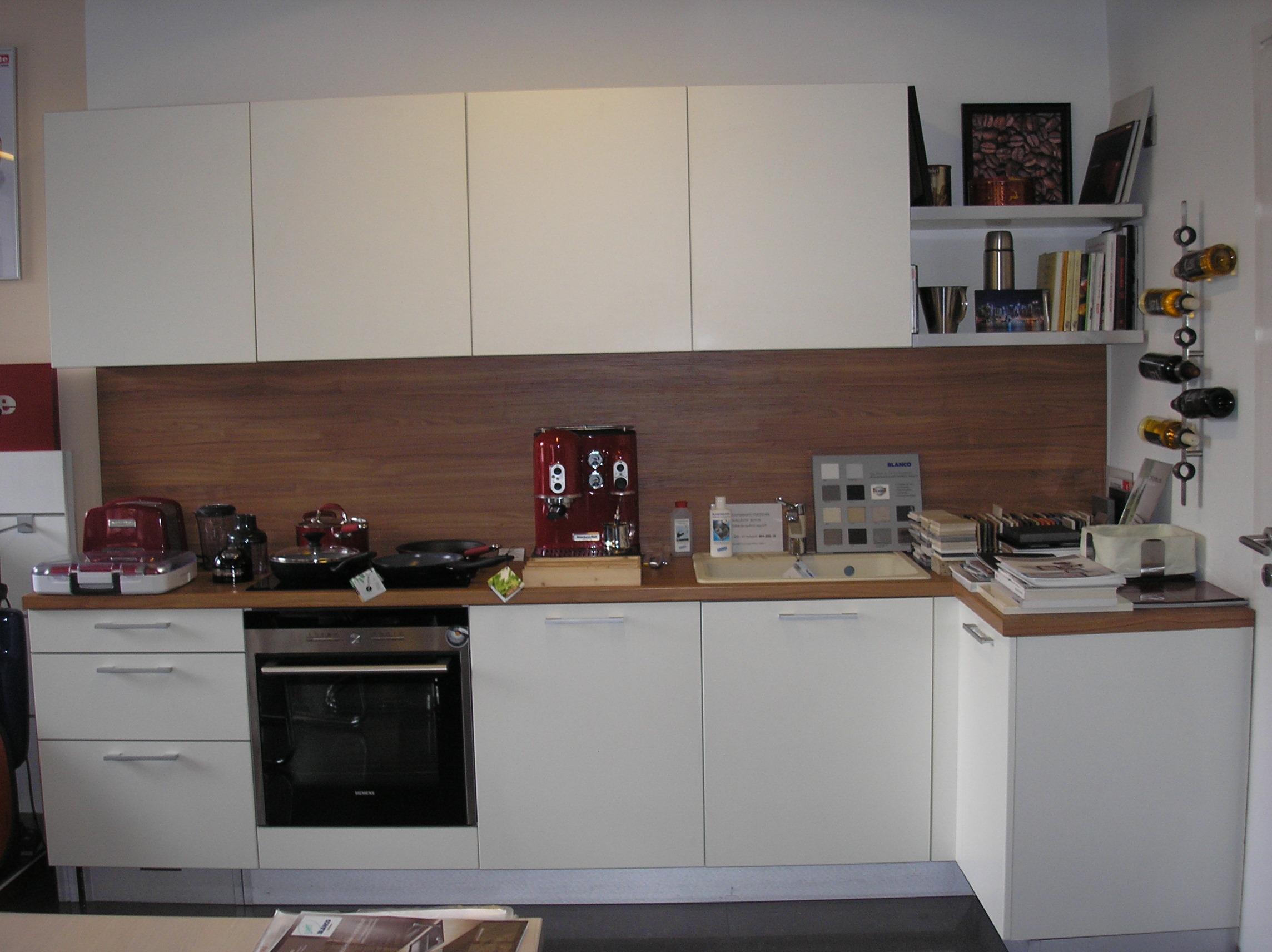 Modern fehér konyhabútor - Amfi Prémium Home